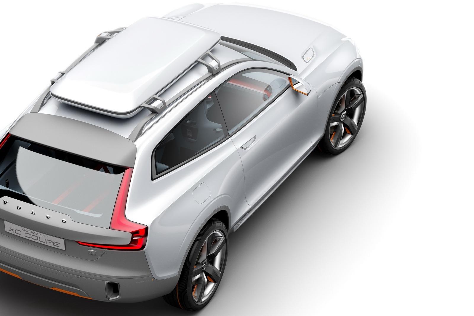 Mẫu flagship Volvo XC100 mới dự kiến ra mắt năm 2022