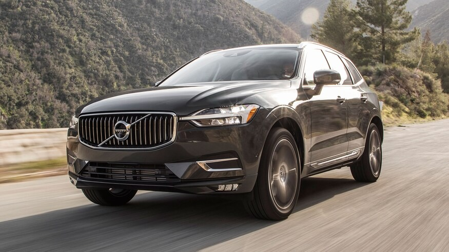 Volvo XC60 Inscription T6 AWD (New)