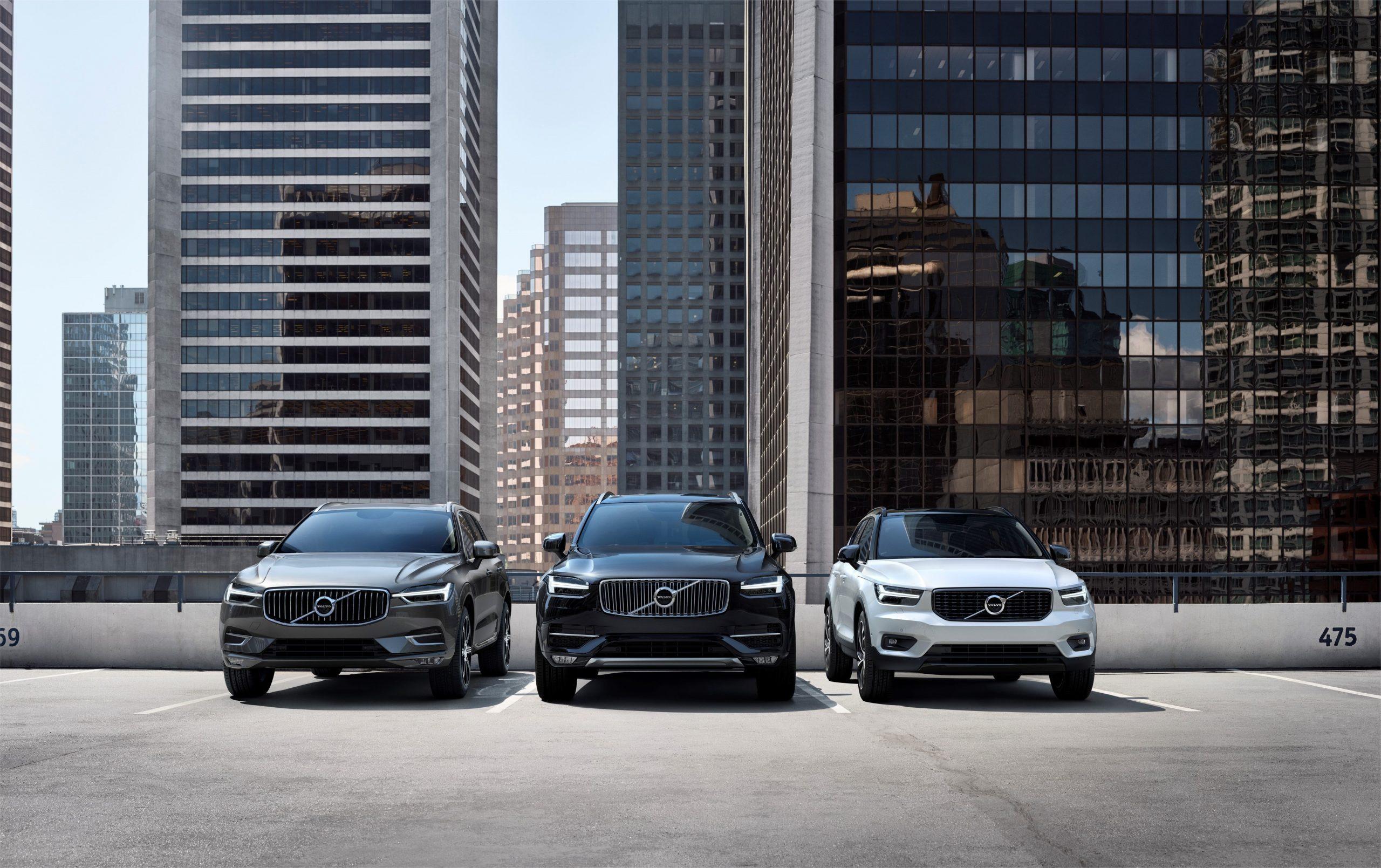 Những thay đổi về đội hình Volvo 2021: Có gì mới với volvo S60, volvo XC90, v.v.