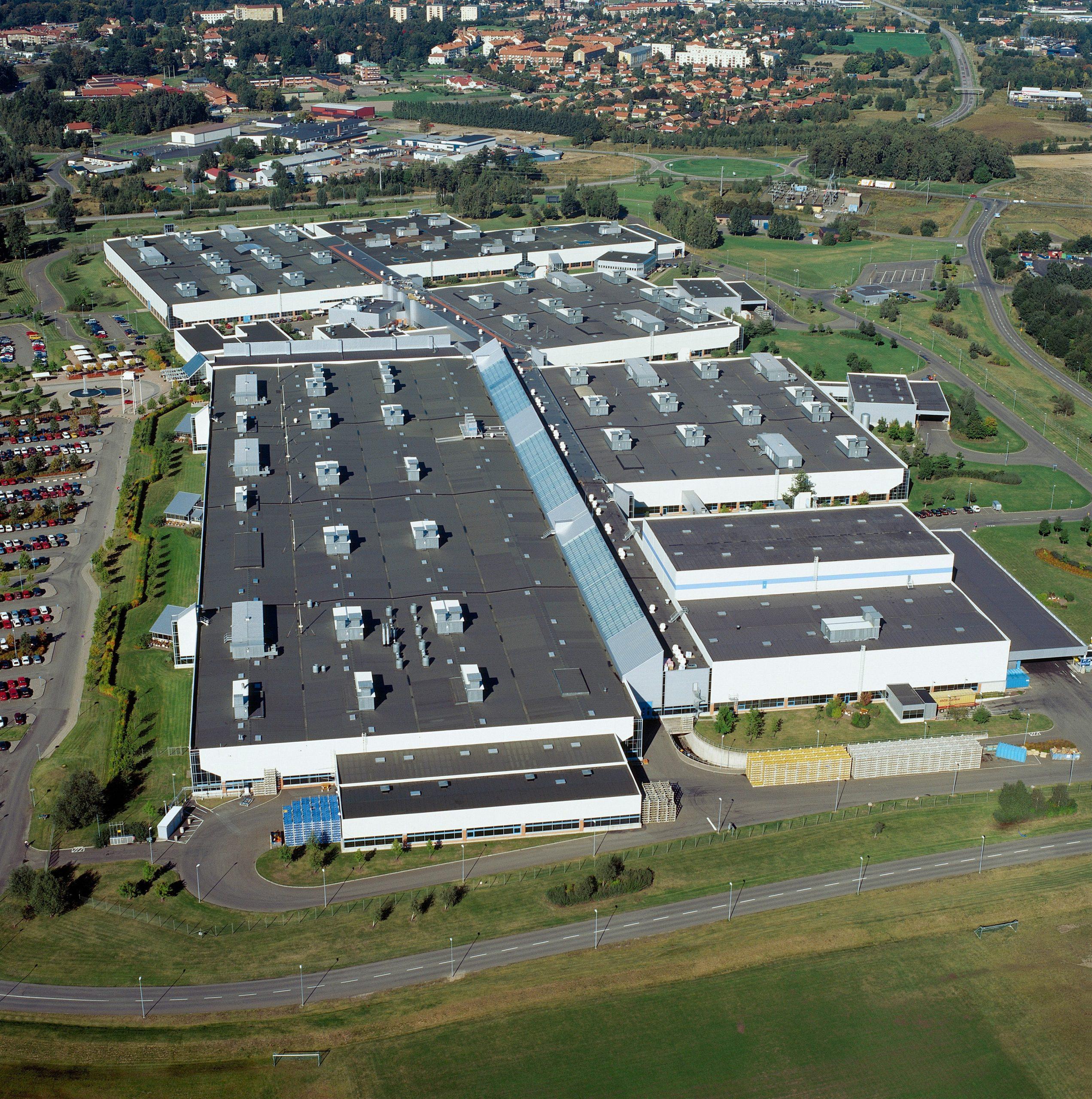 Volvo Cars sản xuất động cơ điện ở Skövde, Thụy Điển