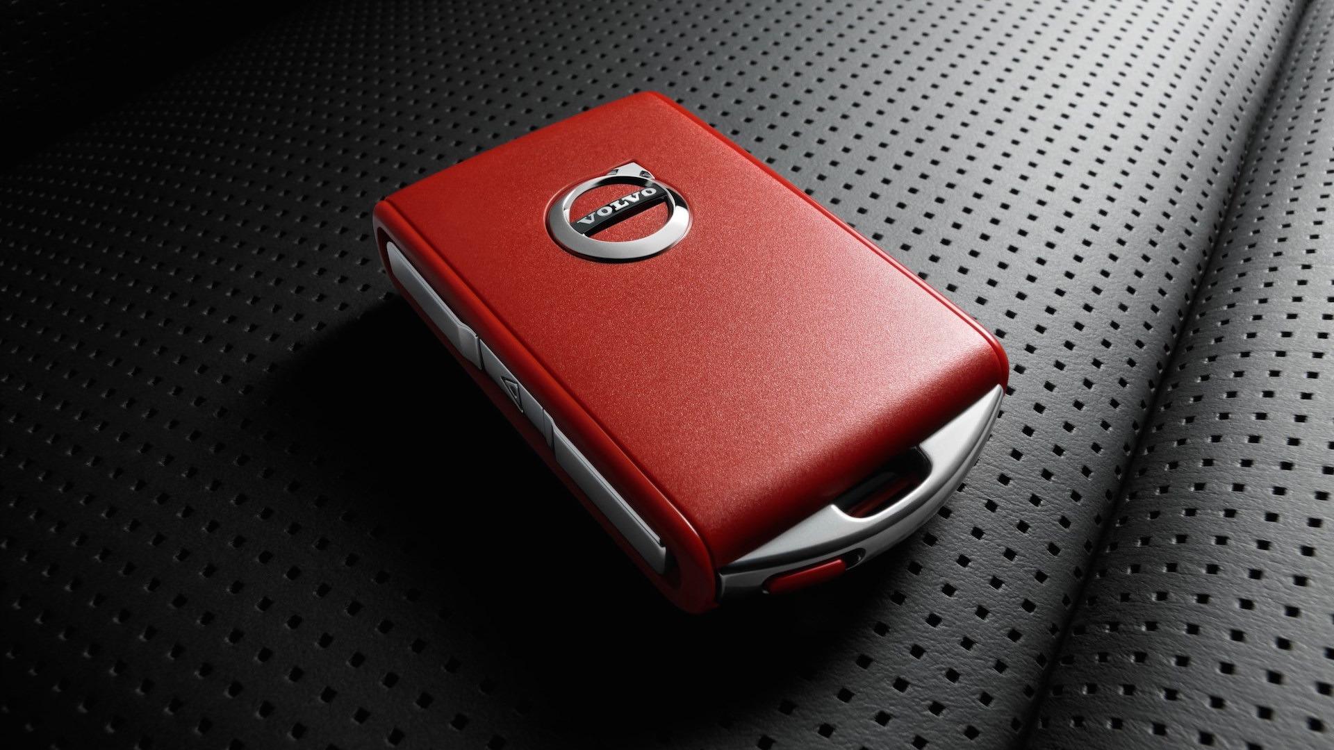 Tận hưởng sự an tâm của bạn – Chìa khóa RED KEY Volvo