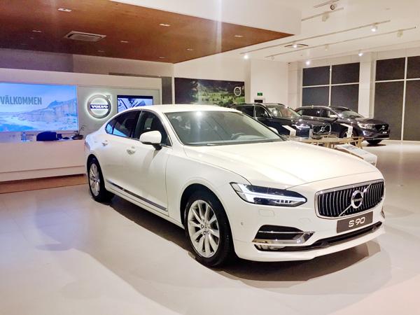 VOLVO – cái khó trong thiết kế xe sang cho nhà giàu