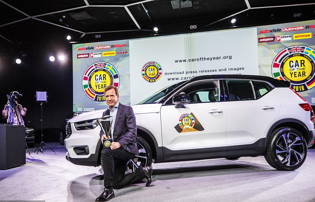 VOLVO XC60 và XC40 cùng đạt giải IIHS Safety 2019