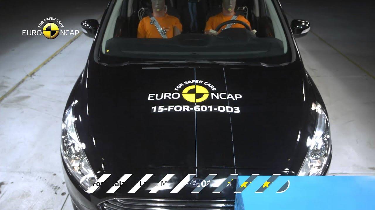 Euro NCAP: xe của tôi an toàn đến mức nào?