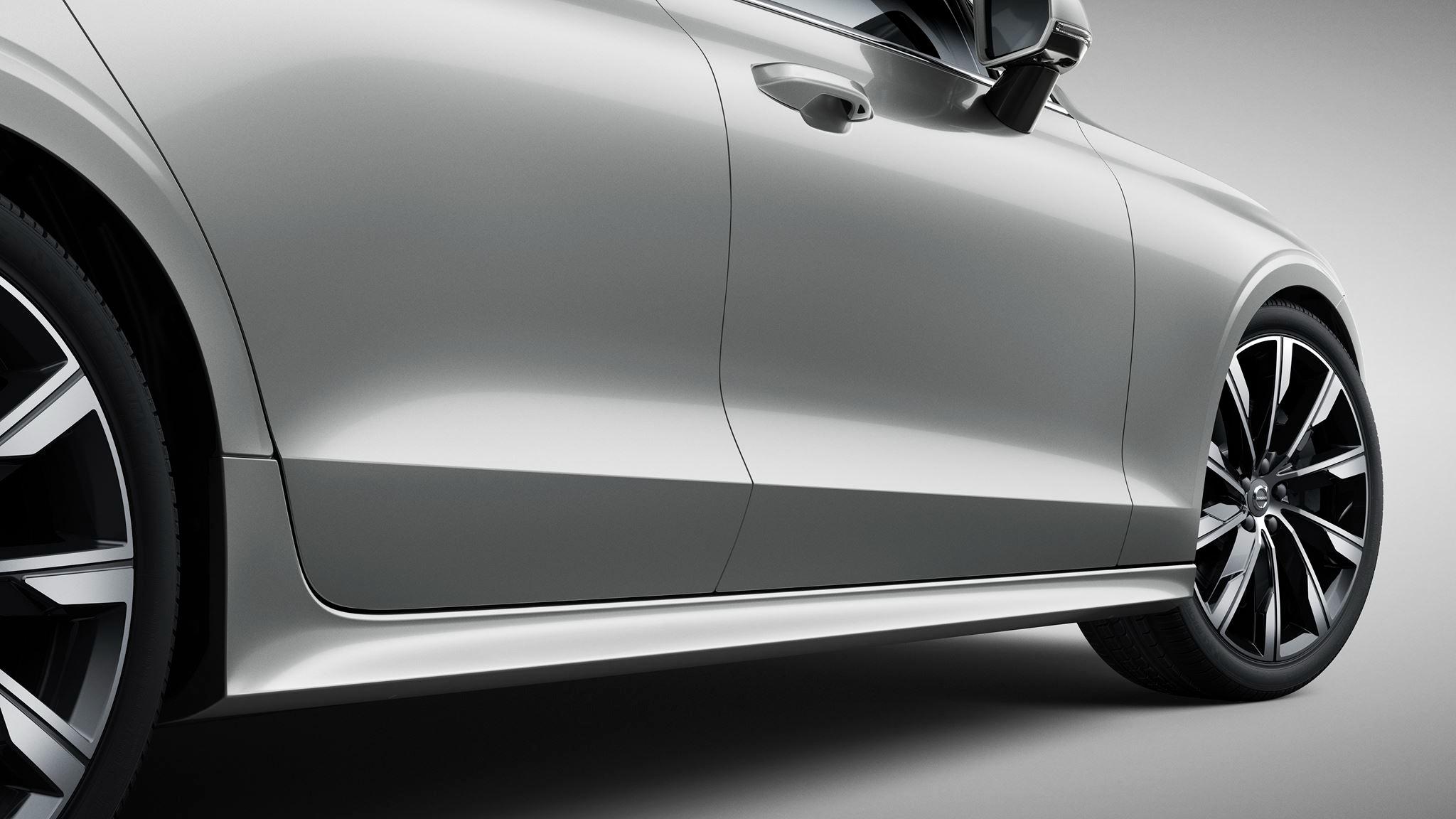 Chi tiết kích thước nội và ngoại thất Volvo S60 mới
