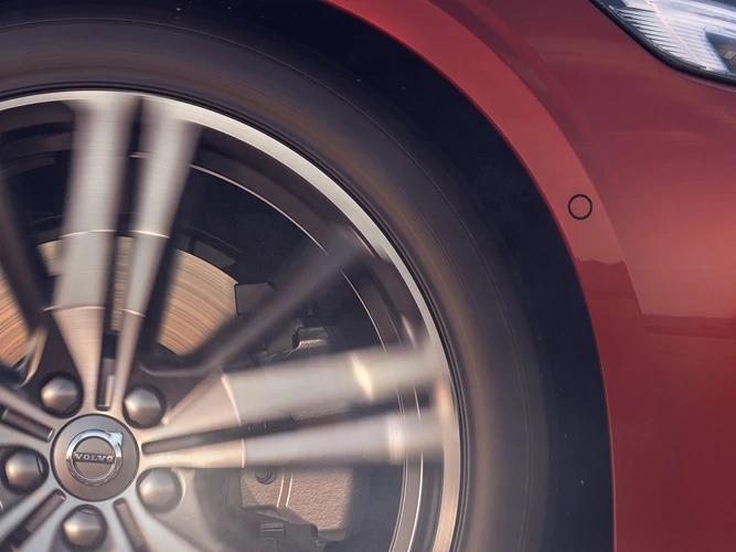 Chi tiết thông số động cơ Volvo S60