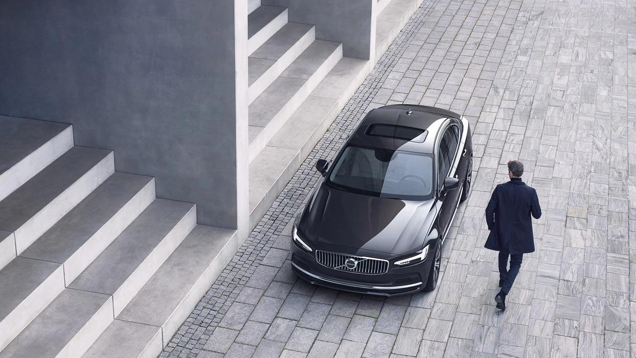 Thông số chi tiết Volvo S90 Model 2021