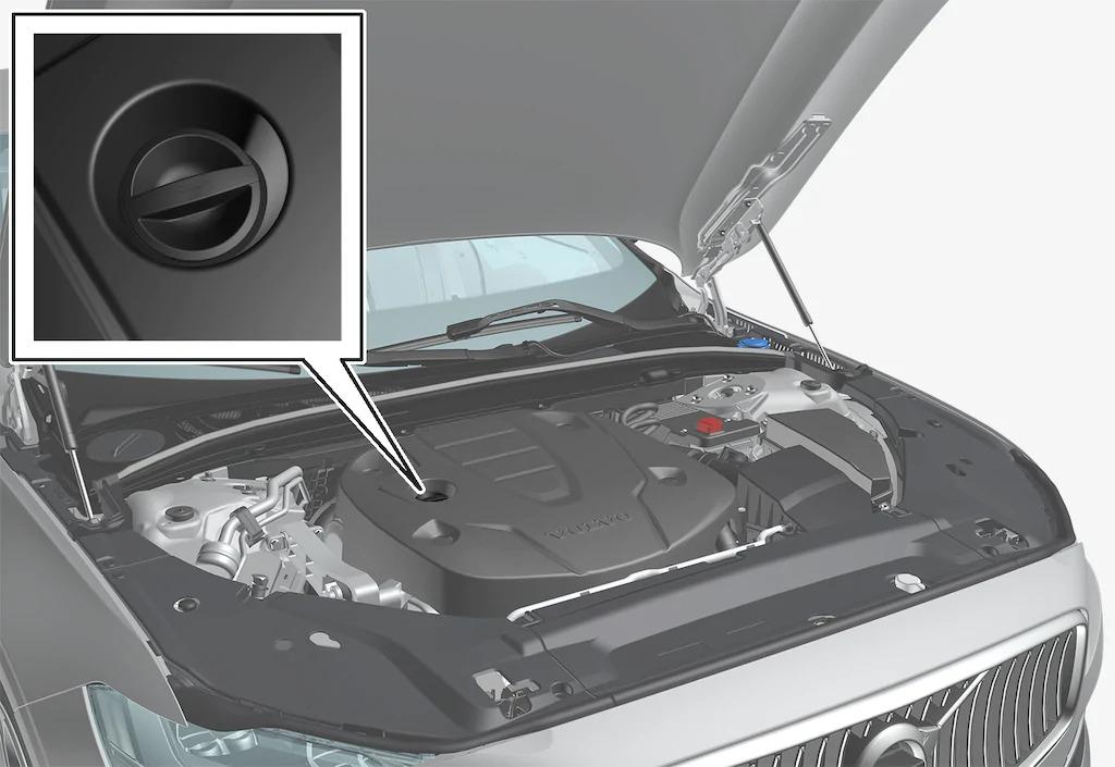 Hướng dẫn kiểm tra tình trạng & thay dầu động cơ xe volvo